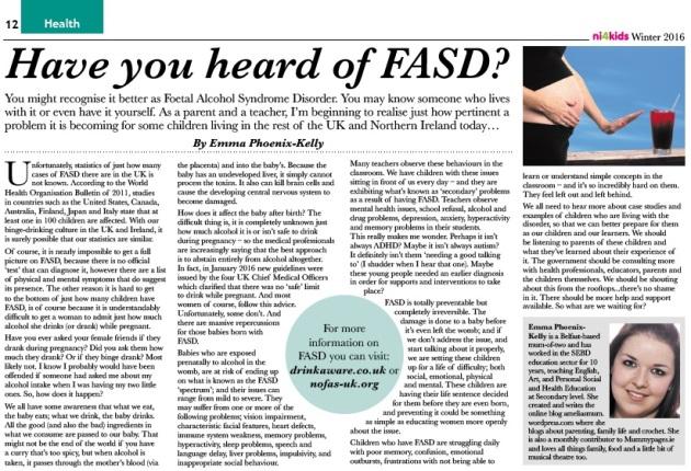 FASD Article