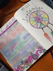 Bullet Journal 1